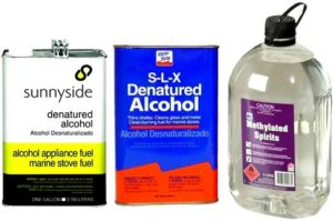 Denatured Alcohol for Carpet Cleaning