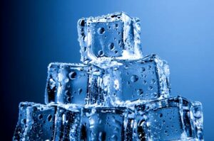 Ice Cubes for Carpet Cleaning