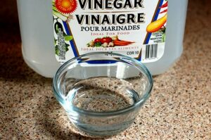 Cleaning Carpets with Vinegar